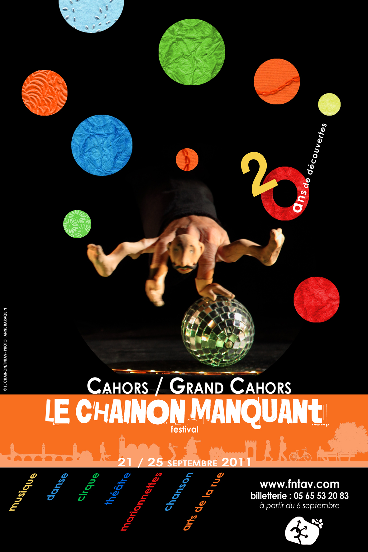 2011 septembre - Chainon Manquant 1