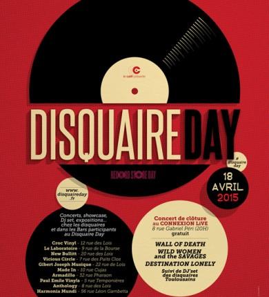 Disquaire Day 2015