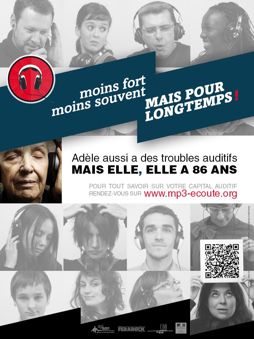 Affiche campagne mp3