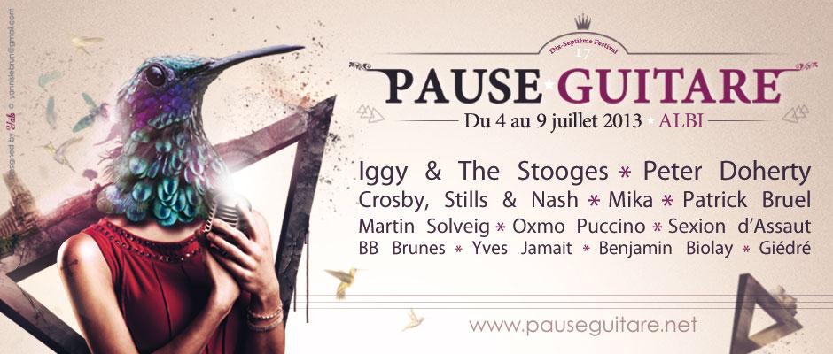 Pause Guitare 2013