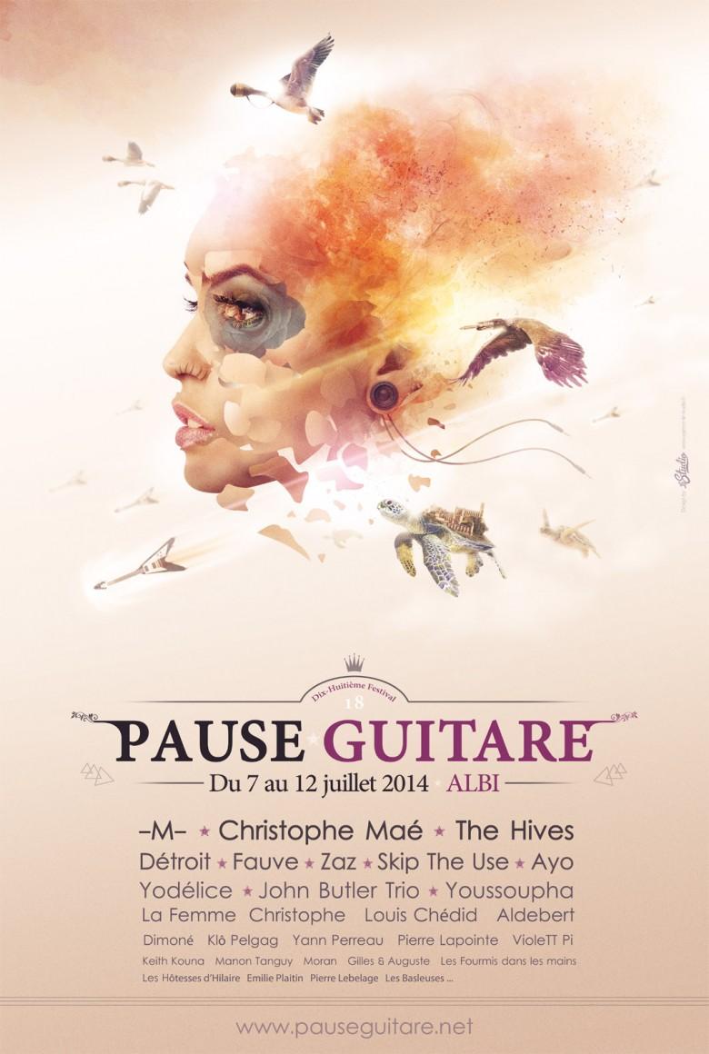 Pause Guitare2014