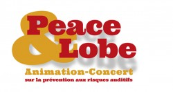 logo Peace and Lobe