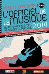 officiel de la musique 2014