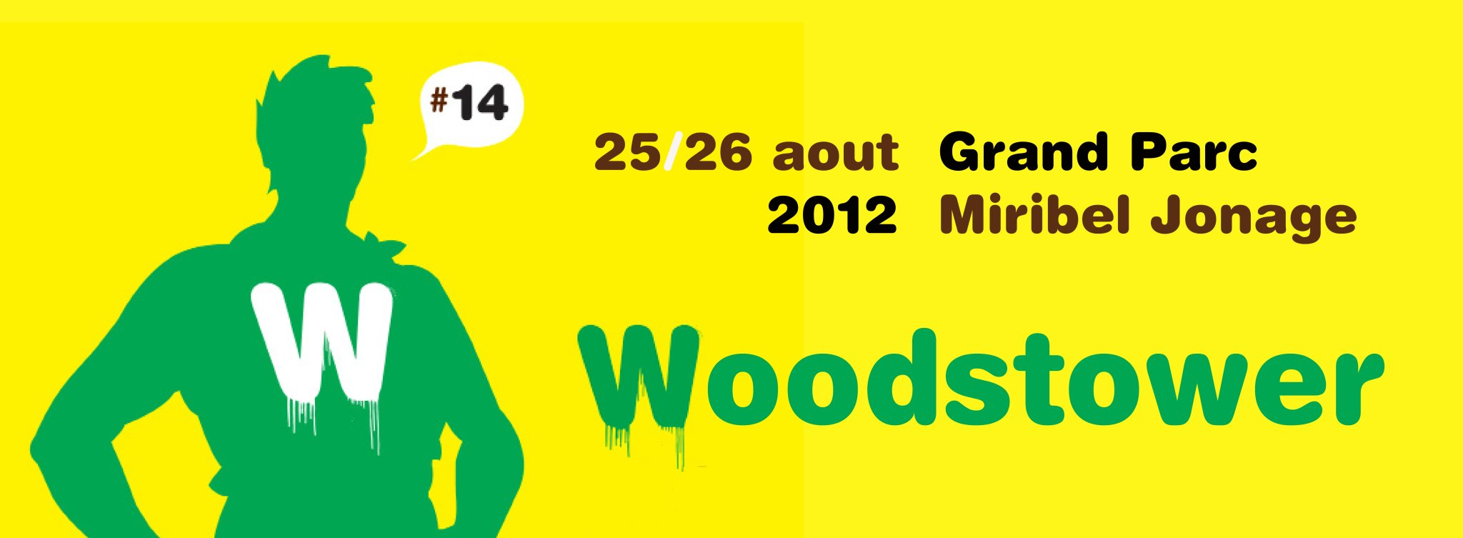 woodstower 2012